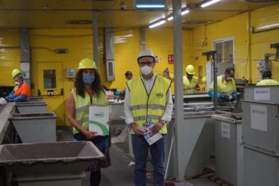 Tirme renueva su convenio de colaboración con Fundació Deixalles