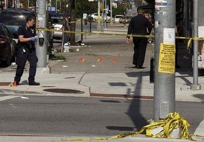 Un muerto y seis heridos en un tiroteo en Estados Unidos