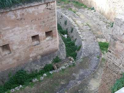 Cs de Palma reclama la remodelación global de la Torre d'en Pau en el Coll