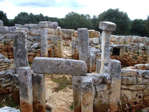 El Gobierno cederá a Menorca el poblado prehistórico de Torre d'en Galmés