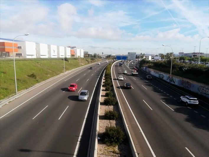 Los ecologistas achacan al transporte la mala calidad del aire en Baleares
