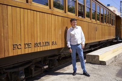 Vuelve el Tren de Sóller: