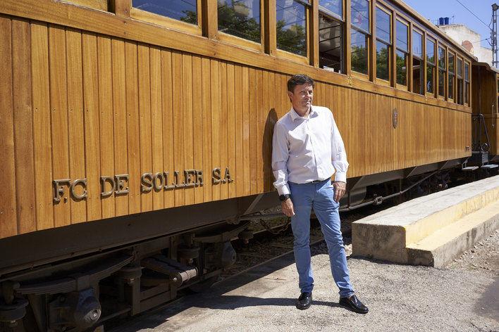 Vuelve el Tren de Sóller: 'La oferta complementaria debe echar a andar'
