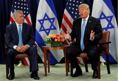 EEUU reconoce la soberanía de Israel sobre los Altos del Golán