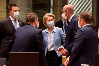 Acuerdo histórico en la UE: 750.000 millones para apuntarlar las economías europeas exhaustas por la pandemia