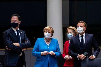 La cuarta jornada de la cumbre de la UE se desarrolla en un clima de absoluto pesimismo
