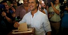 El conservador Lacalle Pou gana las elecciones presidenciales en Uruguay