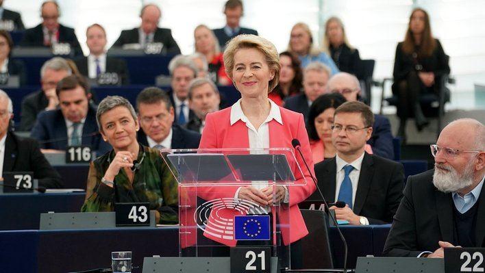 Llega la hora de Ursula von der Leyen al frente de la Comisión Europea, con Borrell en la cartera de Exteriores
