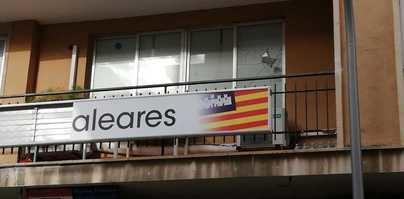 Vox denuncia un nuevo ataque a su sede en Palma