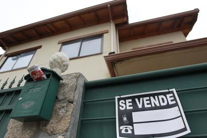 La compraventa de viviendas cae un 3,2 por ciento en Baleares