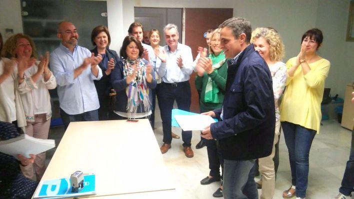 Vicent Marí (PP) es investido nuevo presidente del Consell de Ibiza