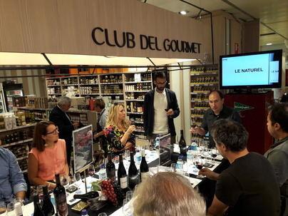 El Corte Inglés de las Avenidas ofrece una cata de vinos Vintae