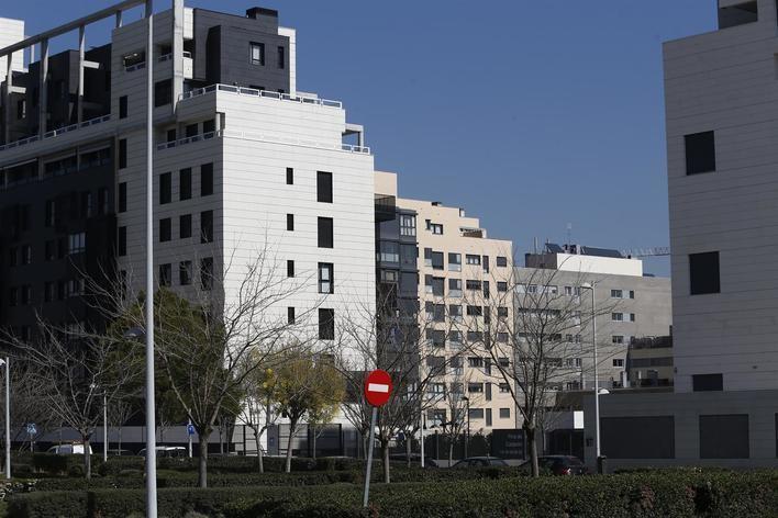 El 'stock' de vivienda nueva experimenta una caída superior al 10 por ciento en Baleares