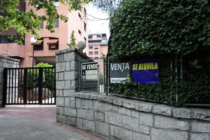 La compraventa de viviendas cae un 15 por ciento en Baleares en septiembre