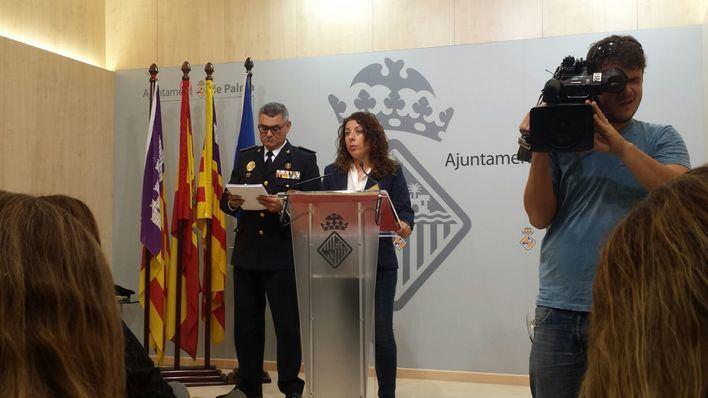 """El 65% de los policías de Palma hacen menos horas de las que marca la Ley por el plan """"negligente del PP"""""""