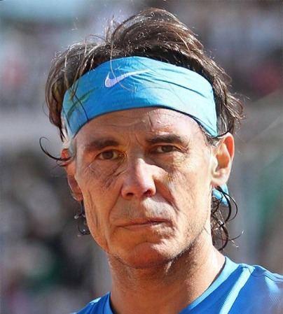 Humor en la red: Año 2048, nuevo triunfo de Nadal en París y ya van... 40 Roland Garros