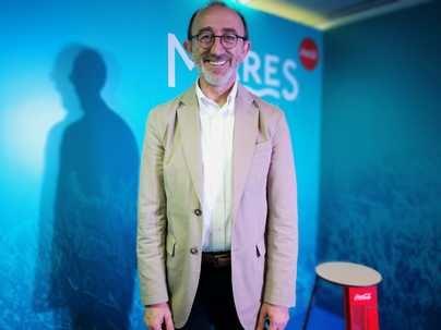 Juan José Litrán, Director de Relaciones Corporativas de Coca-Cola Iberia