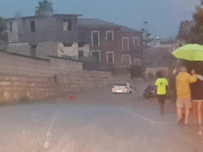 Doce muertos, heridos y atrapados por el desbordamiento del torrent de Sant Llorenç
