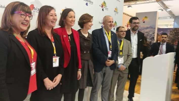La ministra anuncia una inversión de 10 millones de euros en Baleares
