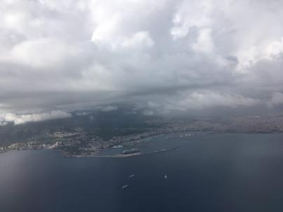 Semana de inestabilidad meteorológica en Mallorca