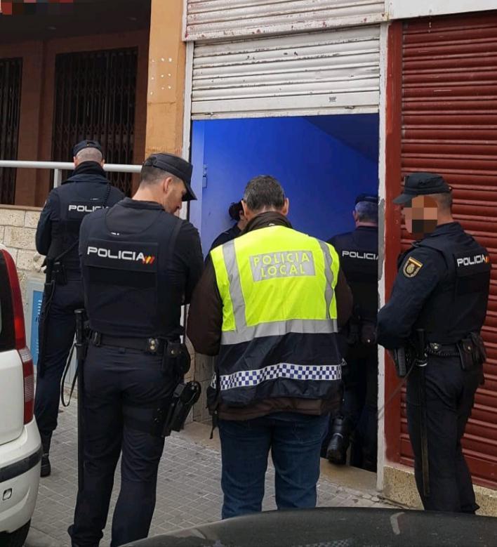 La Policía intensifica los controles antidroga en Playa de Palma, Paseo Marítimo y calle Manacor