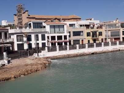 El Molinar estalla contra Autoridad Portuaria y Cort por falta de consenso
