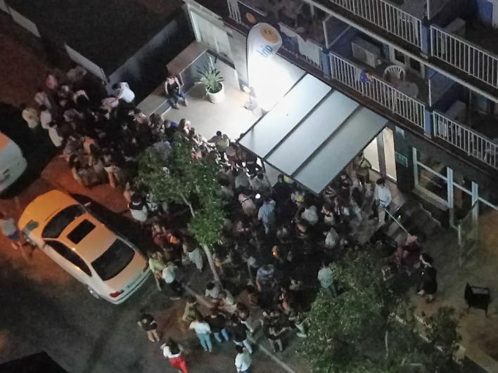 El desfase de los viajes de estudios obliga a intensificar el dispositivo policial en s'Arenal