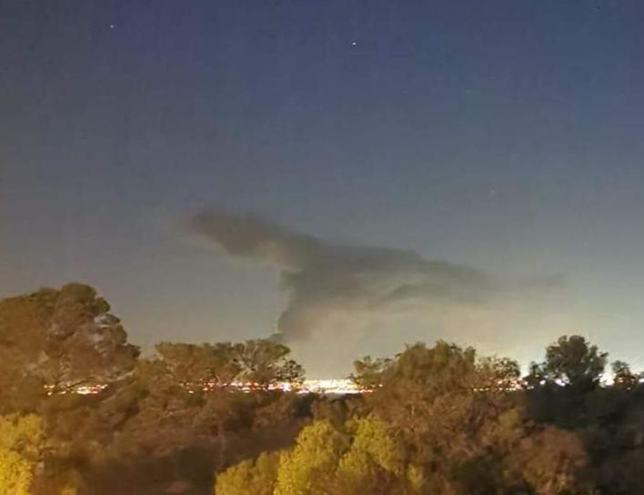 Grave incendio en la piscifactoria de Palma durante la madrugada de este jueves