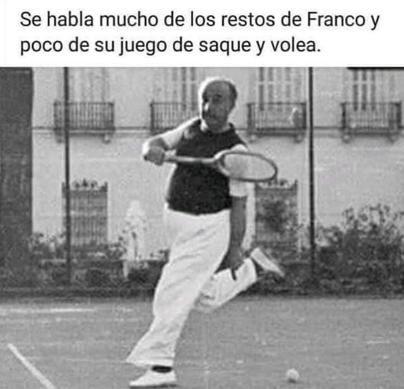 Los 'restos' de Franco