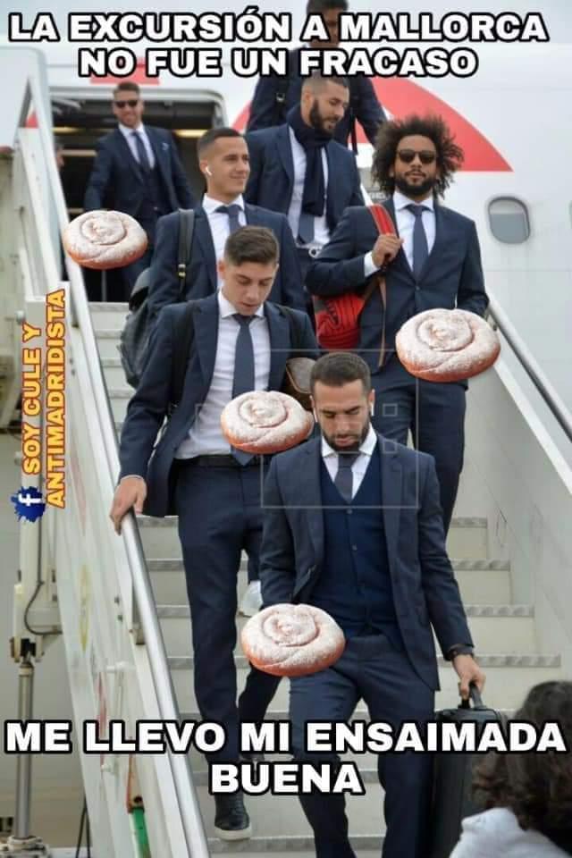 Sin compasión para el Real Madrid
