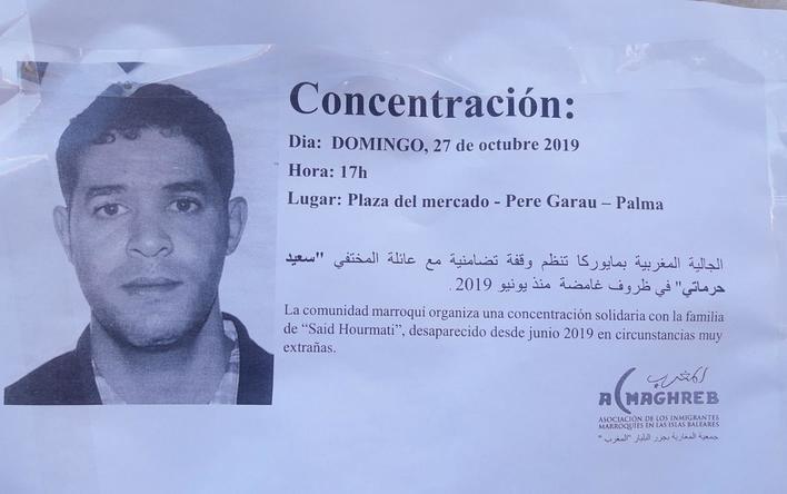 Buscan en Llucmajor al desaparecido en Pere Garau desde junio