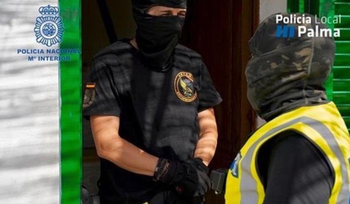 Caen los cuatro miembros de una familia por vender droga en la Plaza de las Columnas