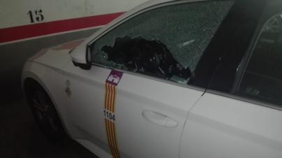 Oleada de robos a taxis y coches particulares en garajes de Palma