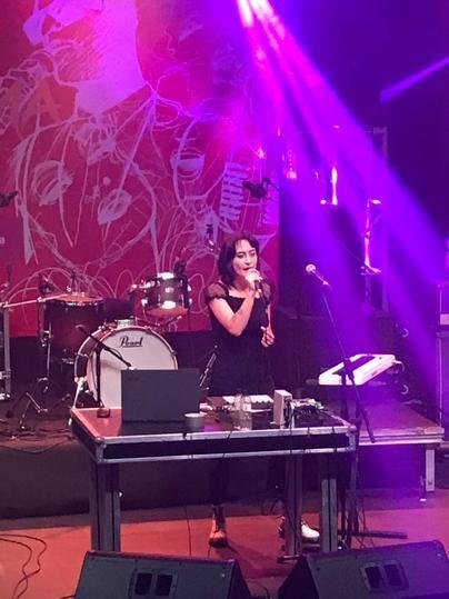 La cantante Sofía gana el concurso Pop Rock 2020 con su propuesta de música urbana y futurista