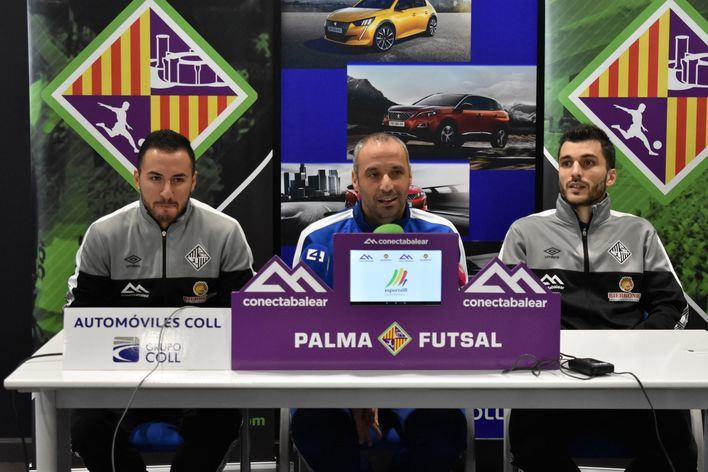 El Palma Futsal recibe al líder Inter Movistar en el fortín de Son Moix