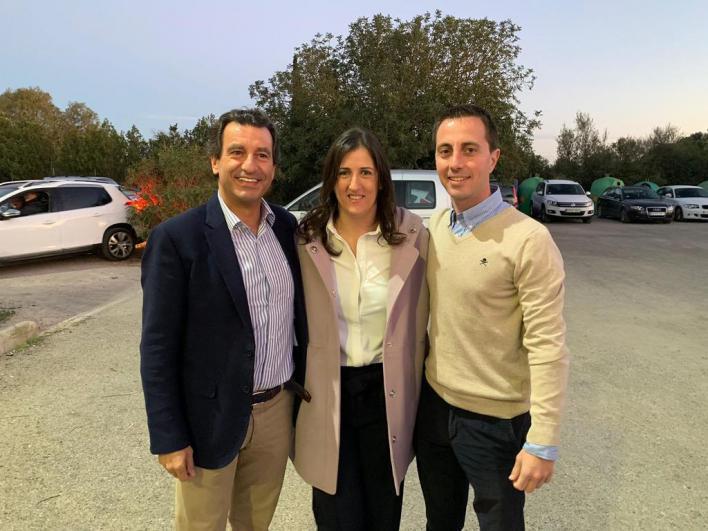 Porquer a Campos y Gonzalvo a Andratx por el PP para las municipales