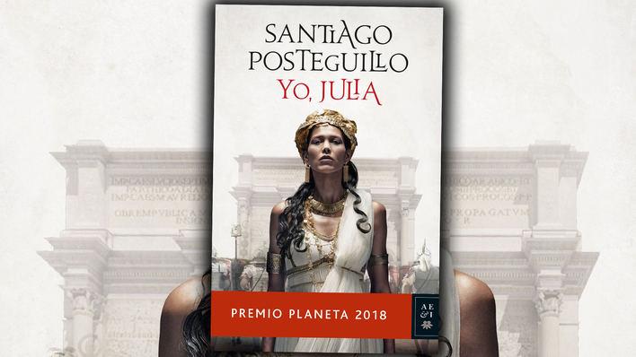 Santiago Posteguillo firma 'Yo, Julia' en El Corte Inglés de Avenidas