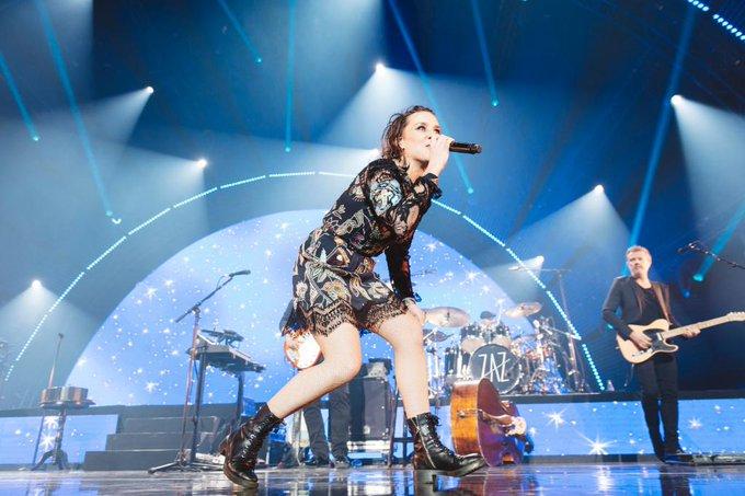 Enfado por la cancelación en el último momento del concierto de Zaz en Palma