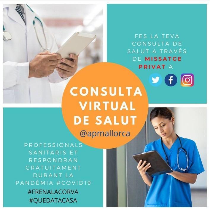 Atención Primaria solventa 740 consultas a través de Instagram, Facebook y Twitter