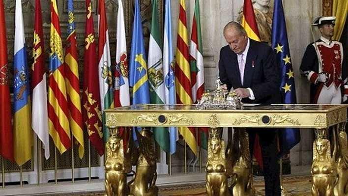 Juan Carlos I, una figura histórica ensombrecida tras la abdicación