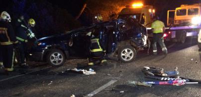 Fallece un hombre de 36 años en un accidente de tráfico en Ca'n Picafort