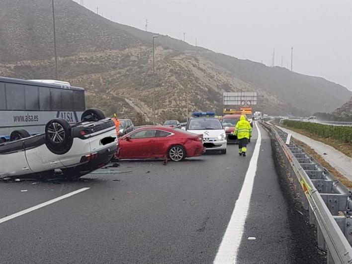 24 muertos en carretera esta Semana Santa en todo el país