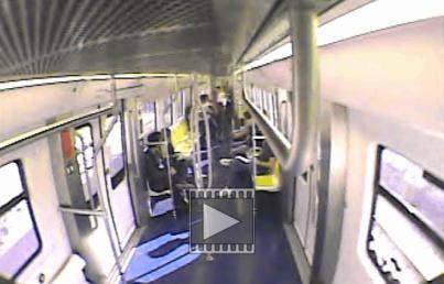 Detenido por la agresión en el metro de Barcelona