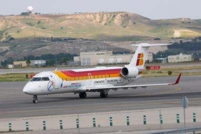 Problemas con Fomento hacen peligrar los vuelos interislas de Air Europa