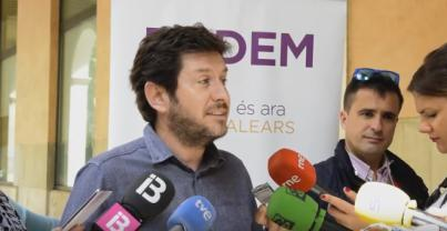 Jarabo liderará Podemos en Balears