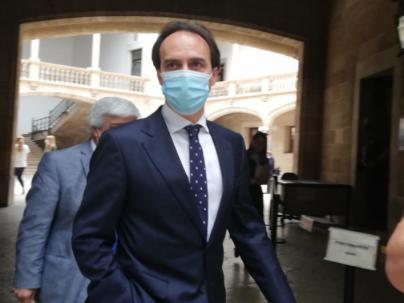 Gijón reitera ante el TSJIB que la investigación de Penalva y Subirán estaba teledirigida para culparle