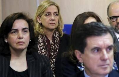 Ana María Tejeiro se desvincula de las presuntas irregularidades del instituto Nóos