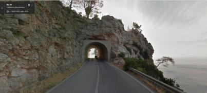 Abierta la carretera Andratx-Estellencs