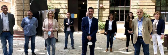 Antoni Amengual presenta la única candidatura para presidir El Pi