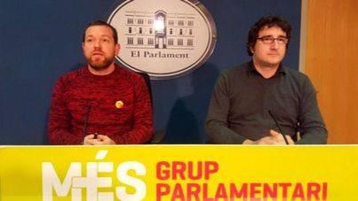 Més asegura que la 'ecotasa' saldrá adelante a pesar de las diferencias con Podem